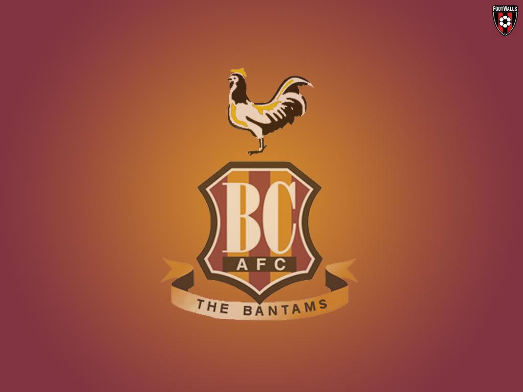 Bradford City Wallpaper #5 - Football Wallpapers