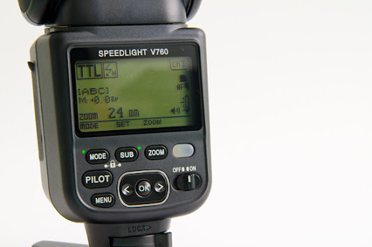 Test flash Voeloon V760 para Canon – HSS y master flash