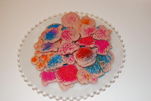 Sugar (!) cookies