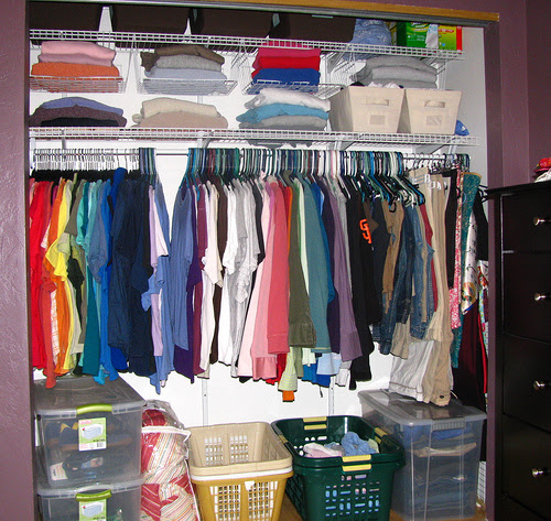 10 Tricks to Closet Organization that Will Make Dressing up Quicker than Ever Before
