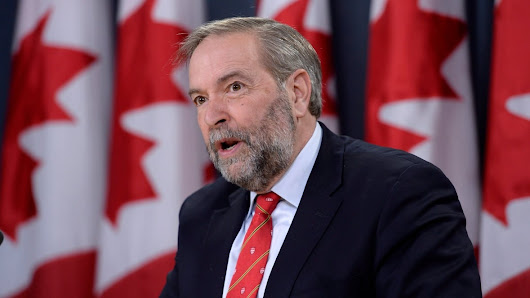 Federal NDP pushes Trudeau to decriminalize weed following pot remarks