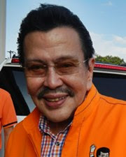 President of the Philippines Joseph Estrada