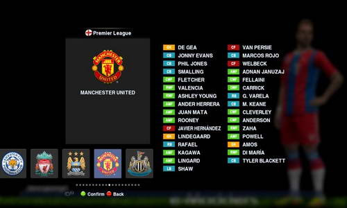 PES 2013 Option File Update 27.08.14 Sun Patch by madn11 Ketuban Jiwa