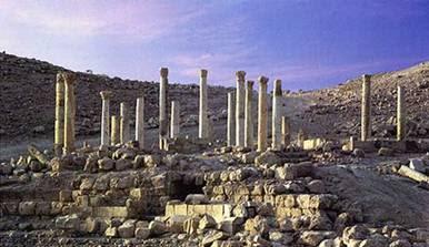 Ruins of the Basilica of Pella