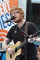 ed sheeran today show performances watch 05