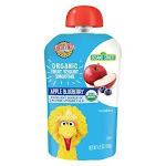 Earth's Best Organic Apple Blueberry Fruit Yogurt Smoothie - 4.2oz