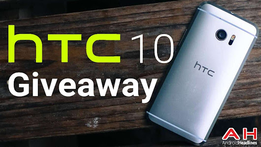 Win the HTC 10 with Android Headlines – International Giveaway | Androidheadlines.com
