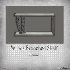 fucifino.verona branched shelf