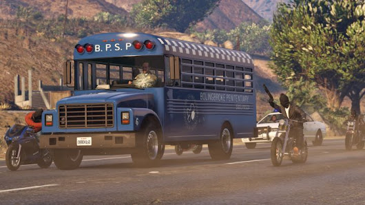 GRAND THEFT AUTO 5 ONLINE HEISTS REVEALED (Trailer)