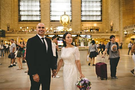 Elopement! New York City Hall Wedding   New York City