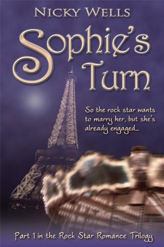 Sophie's Turn (The Rock Star Romance 1) by Nicky Wells