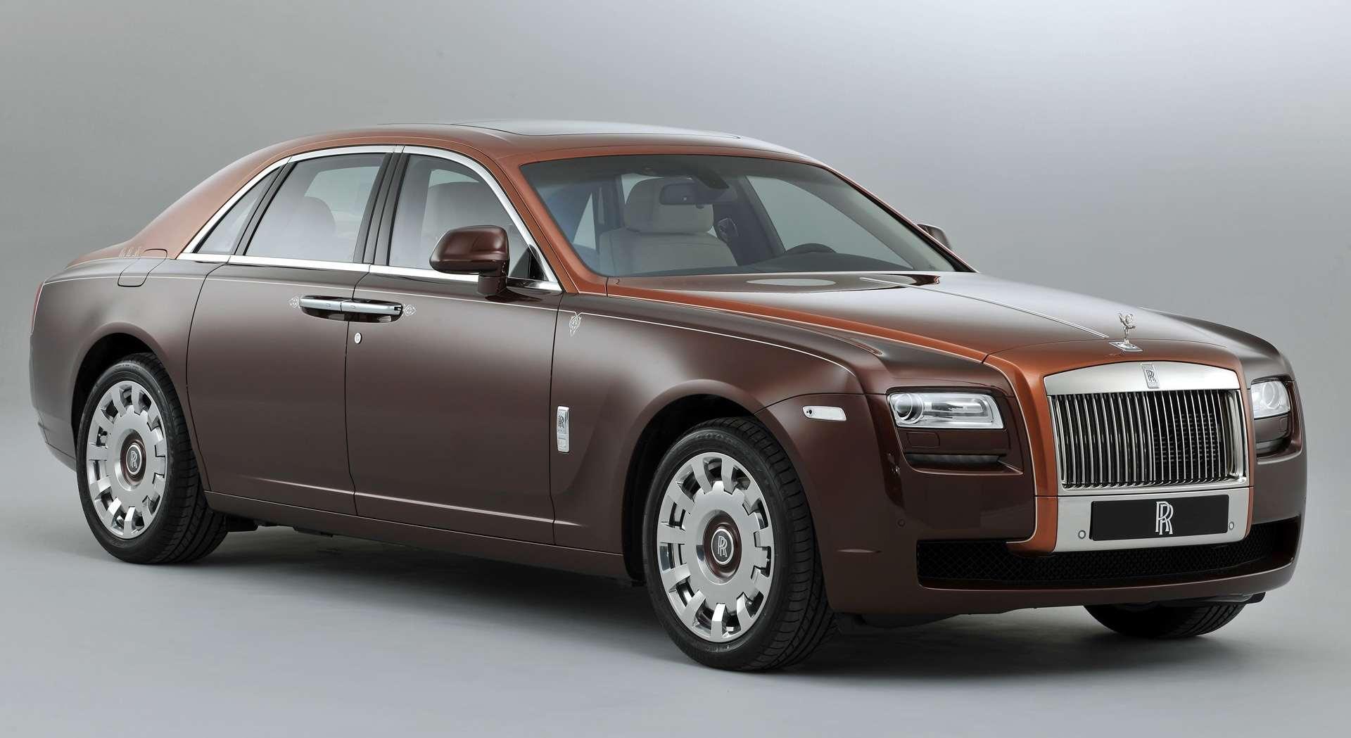 2015 Rolls Royce Phantom Widescreen Photos