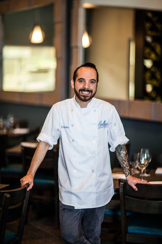 Uchi sous chef Brandon Silva to head up culinary operations for Kirby Group