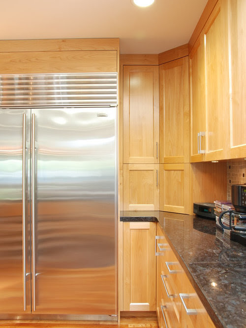 Medium Sized U-shaped Kitchen Design Ideas, Renovations ...