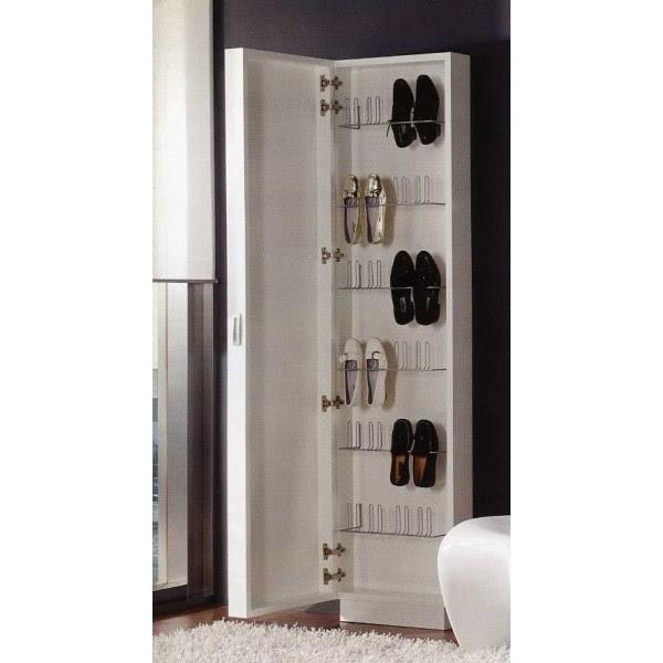Dormitorio muebles modernos recibidor con zapatero - Precios de zapateros ...