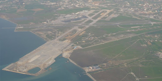 Thessaloniki Airport traffic up 8.1%