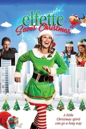 Elfette Saves Christmas 2019 pelicula completa en español latino gratis