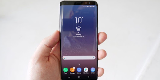 Samsung Galaxy S8: Live-Stream & Hands-On