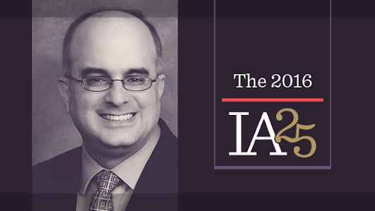 Mark Kantrowitz: College Financing Ace —The 2016 IA 25