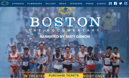 John Hancock Is Sponsoring First Feature-Length Documentary About The Boston Marathon