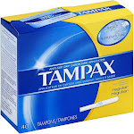 Tampax Regular Size 40s -PACK 3