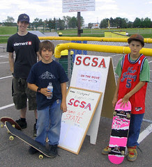Game of SKATE winners