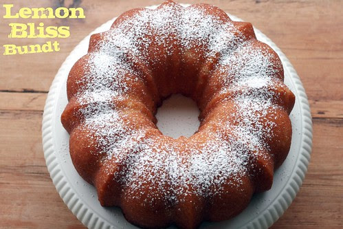 Lemon Bliss Bundt Cake - I Like Big Bundts 2011