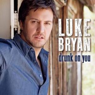Drunk on You (Single Cover), Luke Bryan