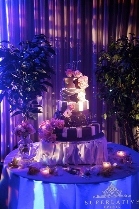 Once Upon a Time Midsummer Night's Themed Cake & Lighting