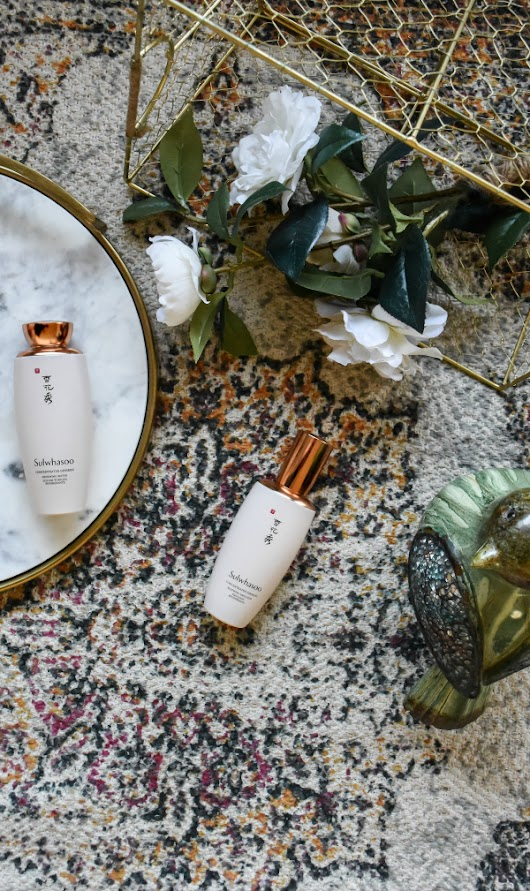 Keep Old Man Winter in His Zone with Sulwhasoo + Review