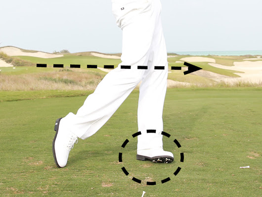 Leg action in the golf swing - Golf Monthly