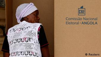 Wahl Angola (Reuters)