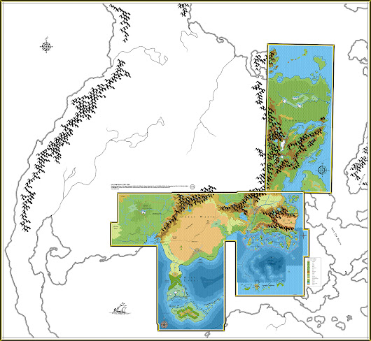 Let's Map Mystara 1984 – Thorfinn Tait Cartography