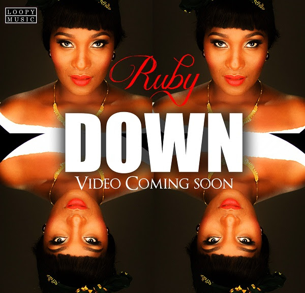 Ruby - Down [Promo Poster]