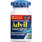 Advil Ibuprofen, Solubilized, 200 mg, Liqui-Gels - 160 capsules