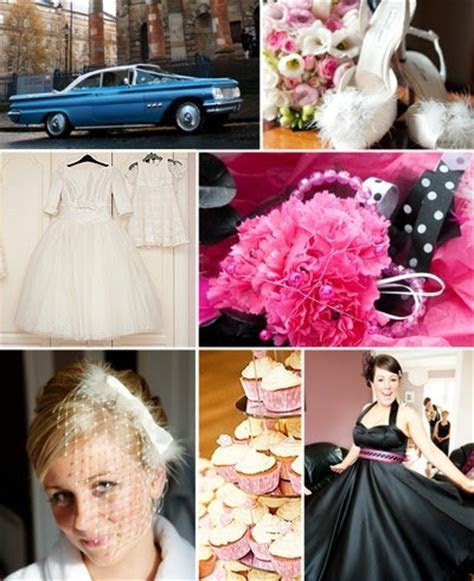 The 50s Style Wedding Blog: Lee Ann and David's 50s Style