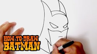 Cara Menggambar Batman Kartun Pakvim Fastest Hd Video Experience