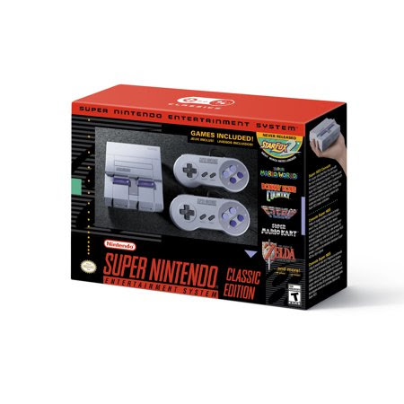 Super Nintendo Entertainment System, Classic Edition