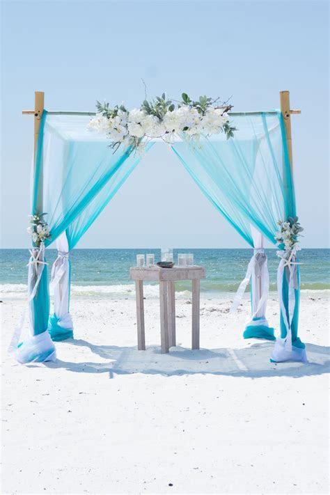 1000  ideas about Wedding Arbors on Pinterest   Beach