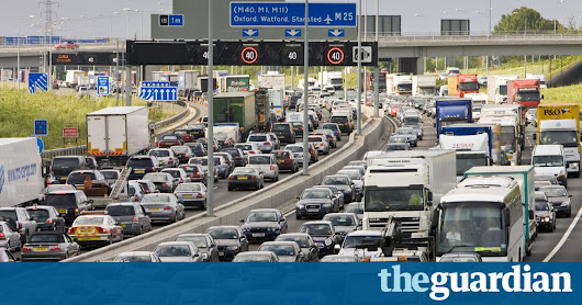 Our roads are choked. We're on the verge of carmageddon | George Monbiot | Opinion | The Guardian