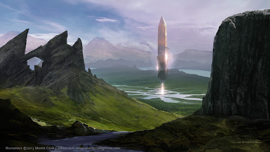 New to Numenera?
