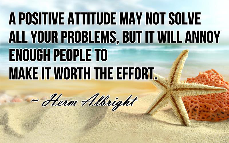 Inspirational Positive Attitude Messages And Quotes Wishesmsg