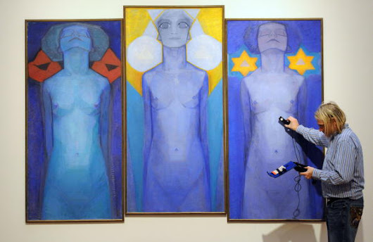10 Things You Didn't Know About Piet Mondrian | artnet News