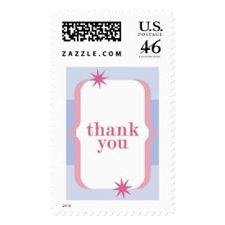 Wedding Thank You stamp