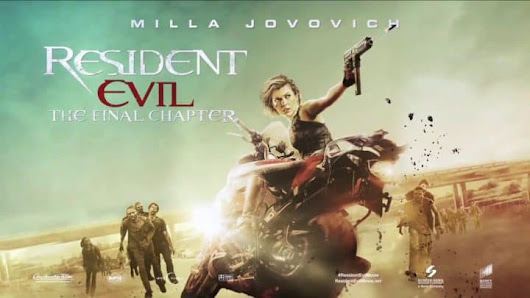 Game Movie Review - Resident Evil: The Final Chapter (2016)