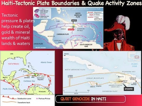 VIDEO: Haiti Earthquake : If the Northern Haiti Tectonic Plates Erupt