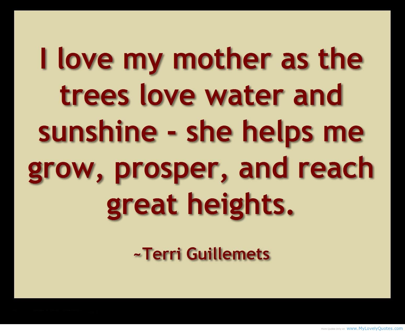 Mother Quotes Pictures And Mother Quotes Images With Message 29