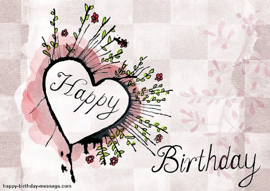 10 Happy birthday Wishes Images, Pictures & Greeting Cards