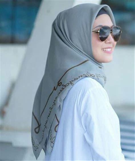 hijab cantik kekinian tutorial hijab terbaru