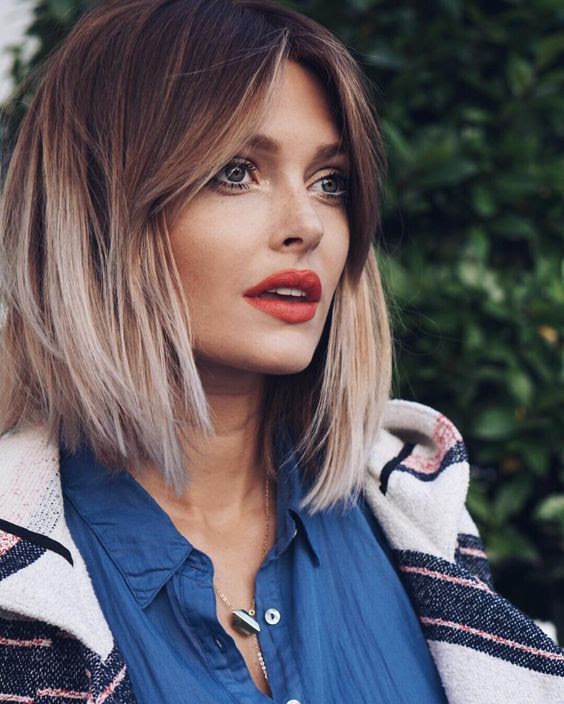 Hottest Bob Hairstyles Latest Trends For Long And Short Hairs